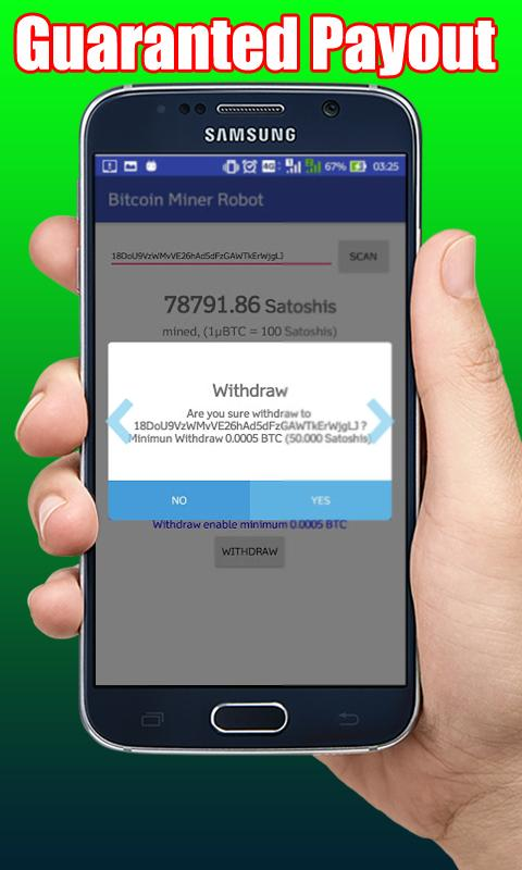 android bitcoin miner apk