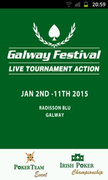 Galway Poker Festival screenshot 3