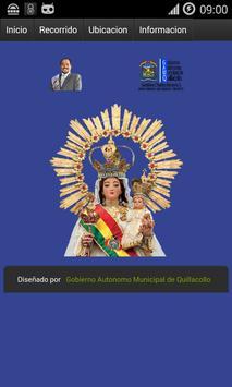 Urkupiña 2014 poster