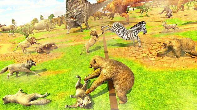Wild Animals Kingdom Battle screenshot 16
