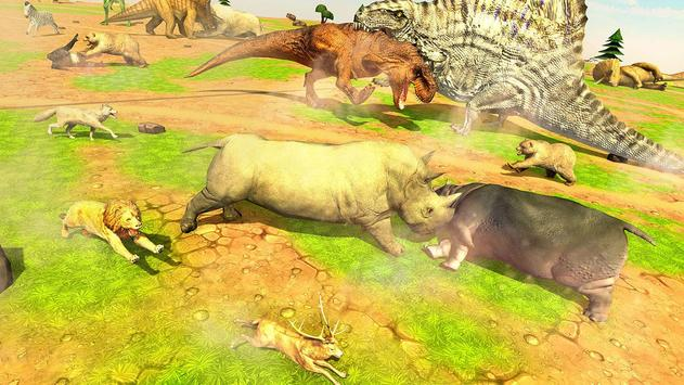 Wild Animals Kingdom Battle screenshot 10