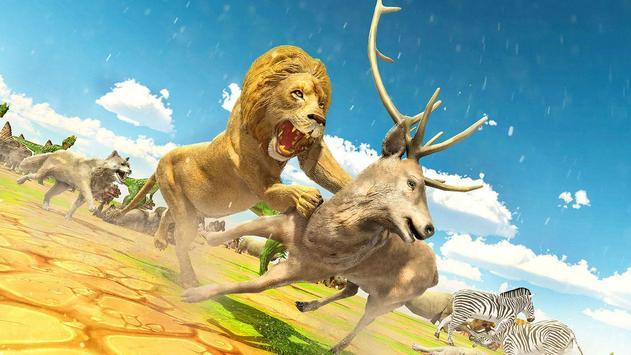 Wild Animals Kingdom Battle screenshot 11
