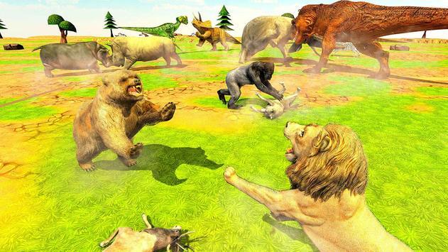 Wild Animals Kingdom Battle screenshot 12