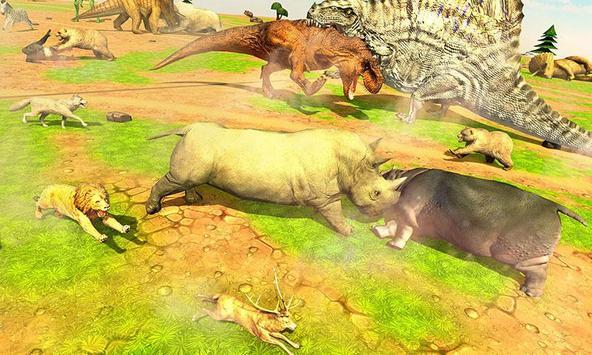Wild Animals Kingdom Battle screenshot 4