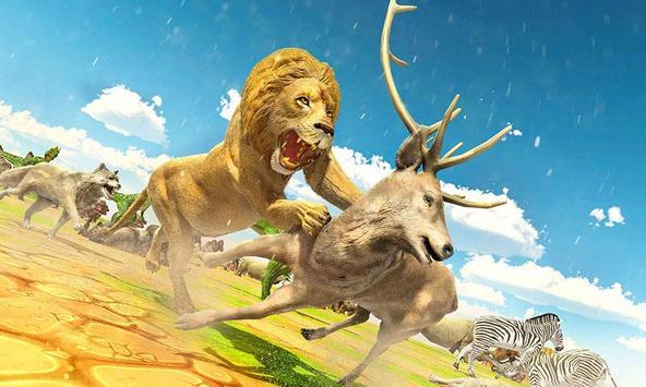Wild Animals Kingdom Battle screenshot 5