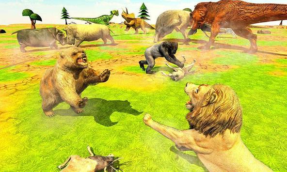 Wild Animals Kingdom Battle screenshot 6