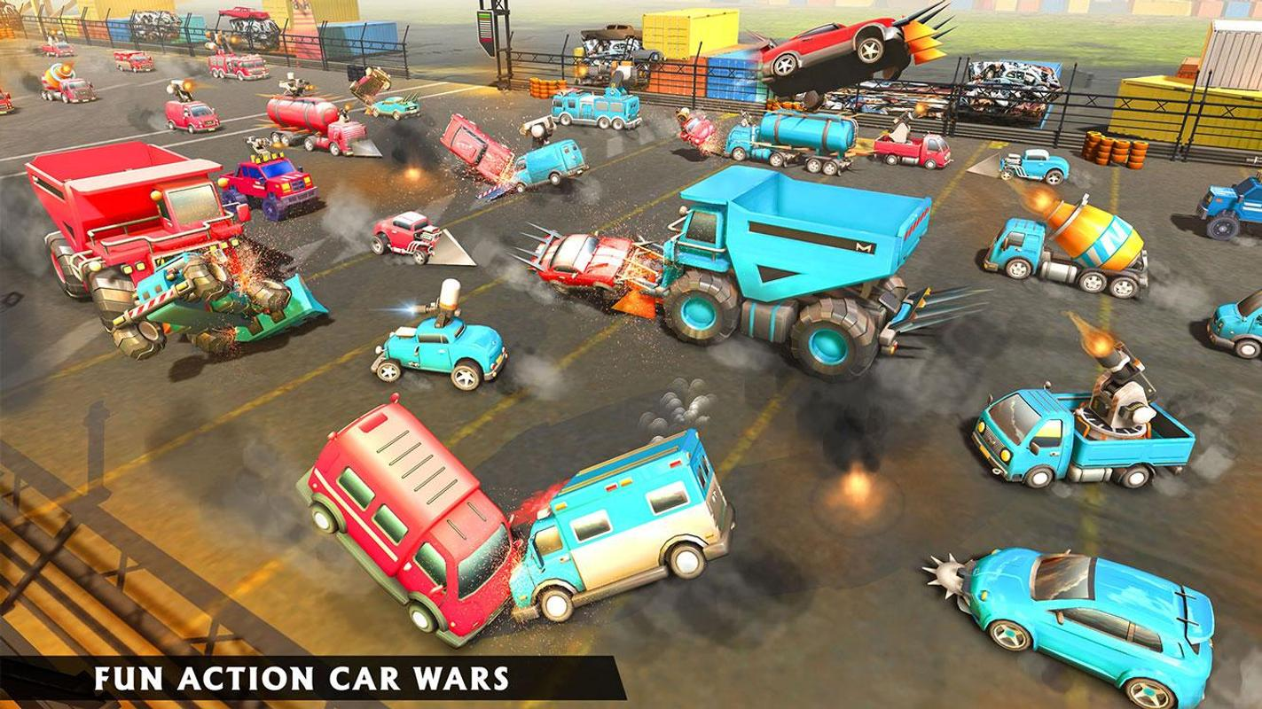 futuristic cars battle simulator car crash games for android apk download. Black Bedroom Furniture Sets. Home Design Ideas