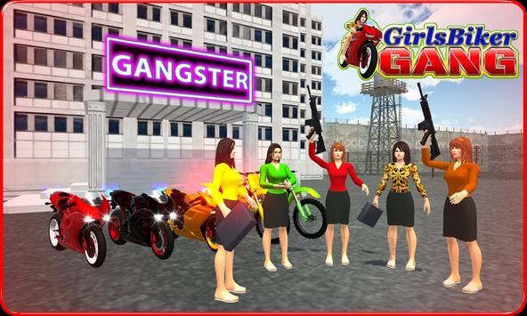 Girls Biker Gang 3D screenshot 4