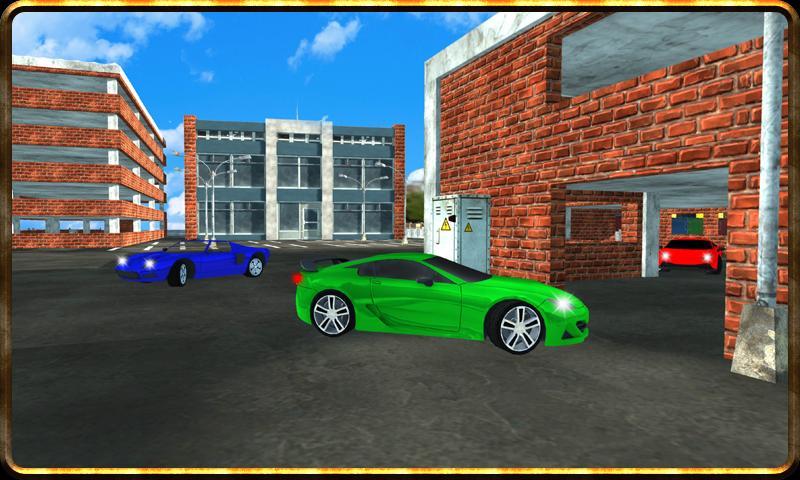 Super Hot Car Parking Mania 3D 3