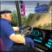 OffRoad Transit Bus Simulator - Hill Coach Driver アイコン