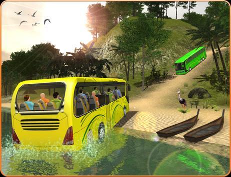 OffRoad Transit Bus Simulator - Hill Coach Driver スクリーンショット 5