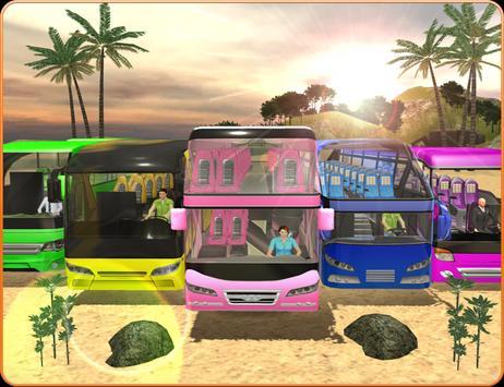 OffRoad Transit Bus Simulator - Hill Coach Driver ảnh chụp màn hình 9
