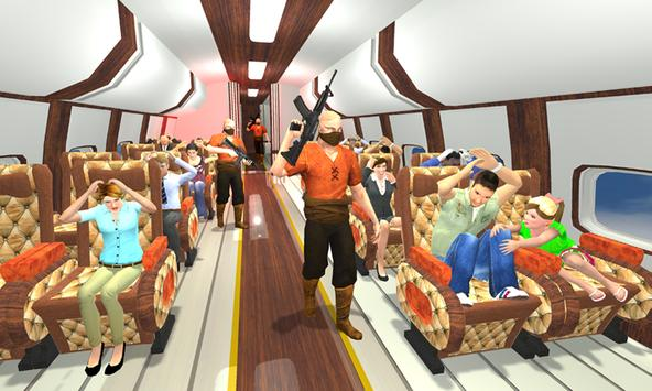 US Secret Spy Air Plane Hijack Rescue Mission screenshot 3