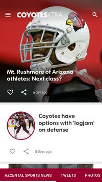 Coyotes XTRA poster