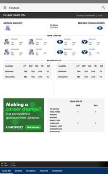 Arizona Wildcats XTRA apk screenshot