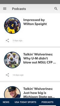 Wolverines XTRA apk screenshot