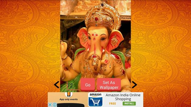 1000+ Ganpati Bappa Wallpapers screenshot 8