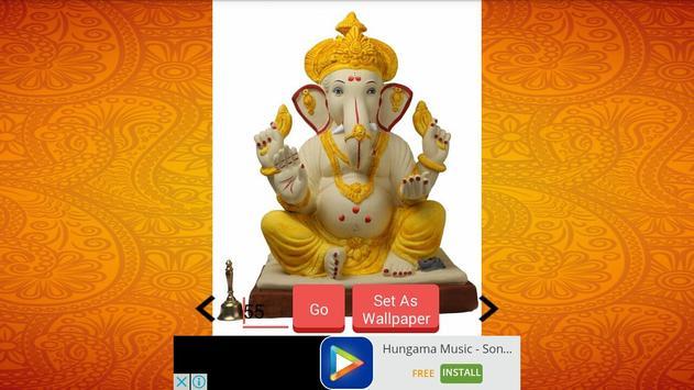 1000+ Ganpati Bappa Wallpapers screenshot 11