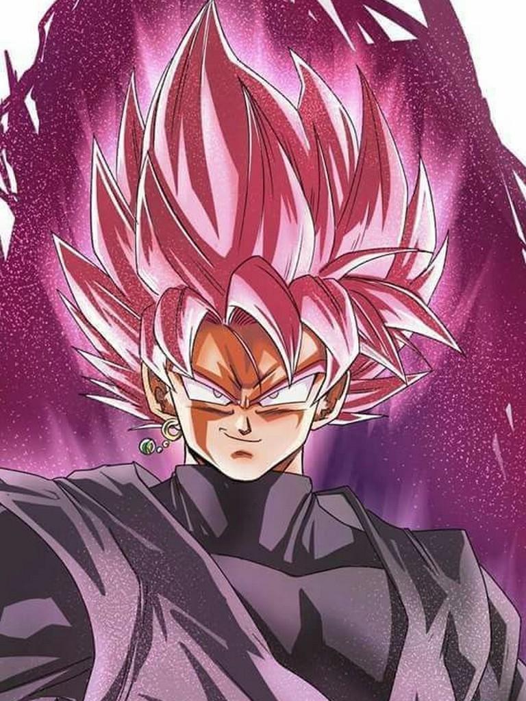 Black Goku Super Saiyan Rose For Android Apk Download