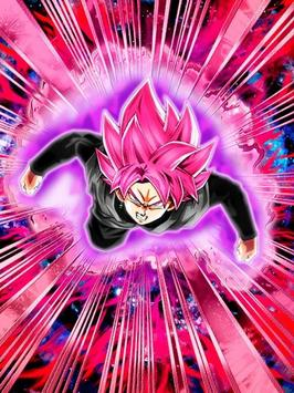 Black Goku Super Saiyan Rose Apk App Free Download For Android
