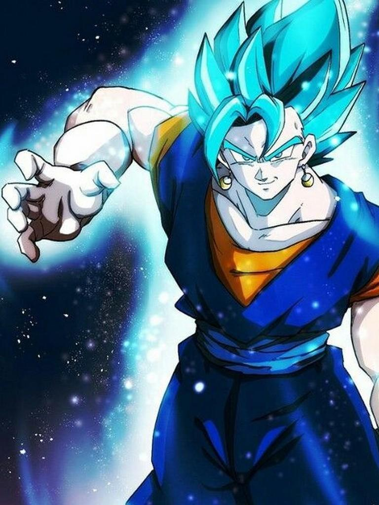 Goku Vegeta Fusion Dbs Wallpaper For Android Apk Download