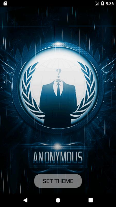 Anonymous Live Wallpaper Hd For Android Apk Download