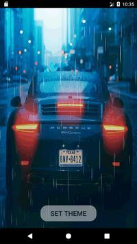 Modern Car Live Wallpaper screenshot 5