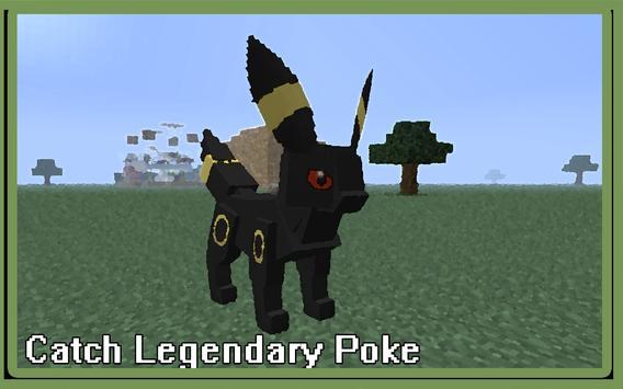 Pixelmon MCPE V apk screenshot