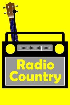 Musica Country Gratis poster
