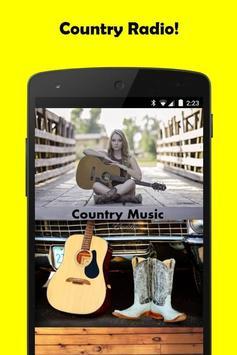 Musica Country Gratis screenshot 2