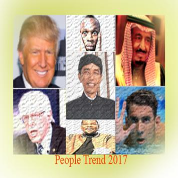GUESS TRENDING PEOPLE IN THE WORLD poster