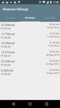 Measure Mileage screenshot 1