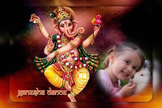 Ganesh Photo Frames : Lord Ganesh Photos screenshot 4
