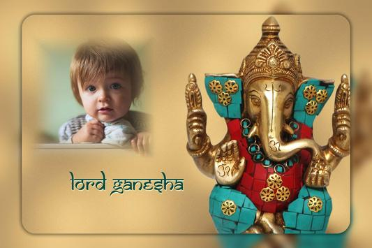 Ganesh Photo Frames : Lord Ganesh Photos screenshot 5