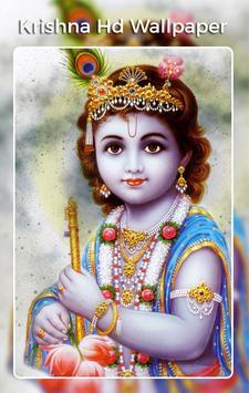 Krishna HD Wallpaper screenshot 3