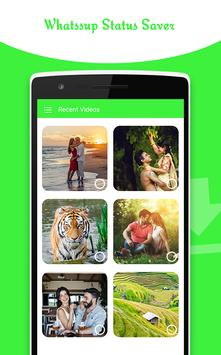 Whatssup Status Saver apk screenshot
