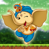 Ganesha Run icon