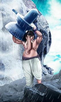 Ganesh Bahubali Live wallpaper apk screenshot