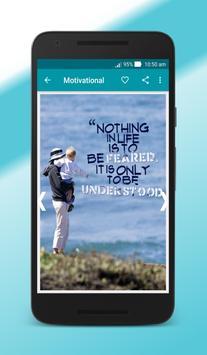 Best Motivational Quotes screenshot 5