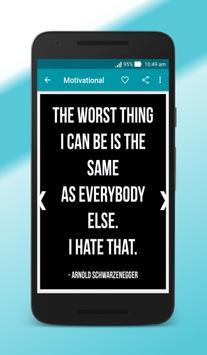 Best Motivational Quotes screenshot 7