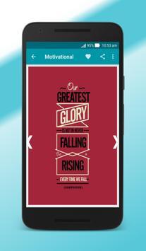 Best Motivational Quotes screenshot 3