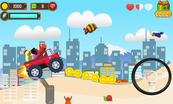 Gang Truck Beast Game screenshot 1