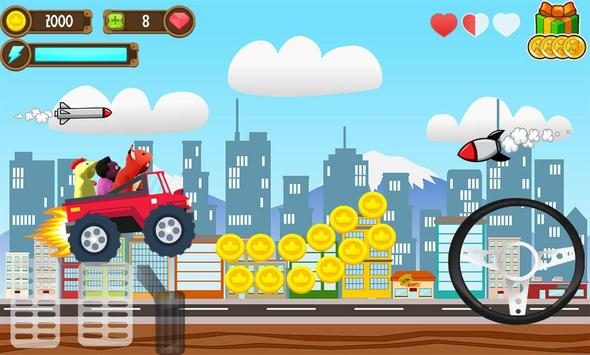 Gang Truck Beast Game screenshot 4