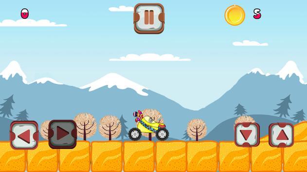 GUMI RACING QUMI CAR GAME screenshot 1