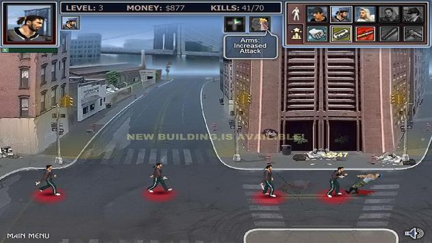 Gangsters War screenshot 1