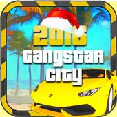 San Andreas Gangstar City icon