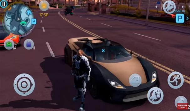 Guide Gangstar Vegas City apk screenshot