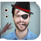 Gangstar Stickers Photos icon