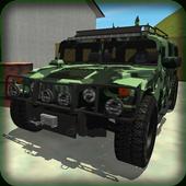 Gangster Car Simulator icon
