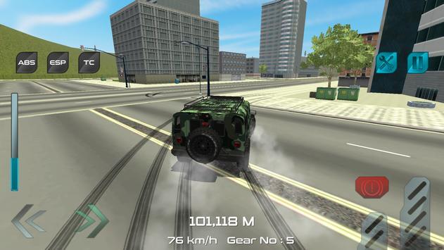 Gangster Car Simulator apk screenshot